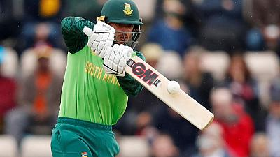 South Africa confident ahead of New Zealand 'quarter-final' - De Kock