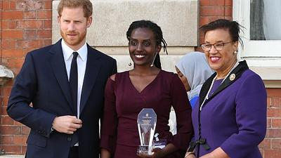 Innovators from Africa recognised at Commonwealth 70th anniversary