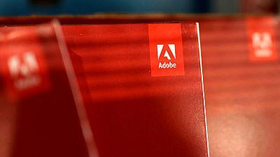 Adobe posts 25% rise in quarterly revenue