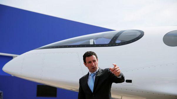 معرض باريس الجوي يشهد الظهور الأول لطائرة كهربائية لنقل الركاب