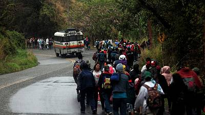 Guatemala says it has not pledged to be safe third country for migrants