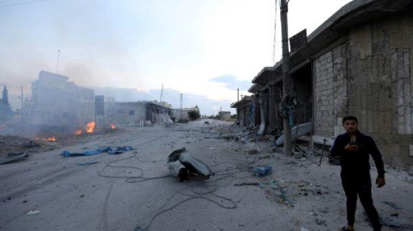 """Idleb: Moscou et Ankara exhortés par l'ONU à stopper une """"catastrophe humanitaire"""""""