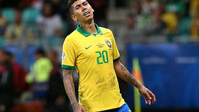Brazil have three goals disallowed in draw with Venezuela