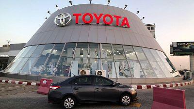 Toyota snub dents Saudi Arabia's manufacturing drive