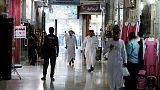 تراجع أسعار المستهلكين بالسعودية في مايو لكن الانكماش يواصل الانحسار
