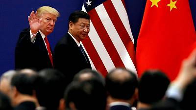 China says history shows positive outcome from U.S. talks possible