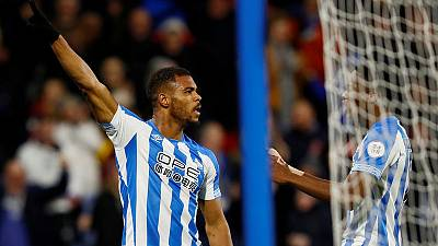 Mounie hat-trick sends Benin to Cup of Nations on a high