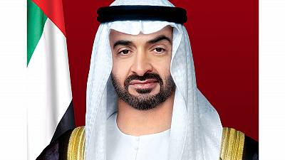 His Highness Sheikh Mohamed bin Zayed offers condolences to Ethiopia's PM on death of his father