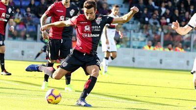 Calcio: Srna saluta il Cagliari
