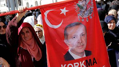 Turkey's Erdogan to push for trial of Egyptian government over Mursi's death