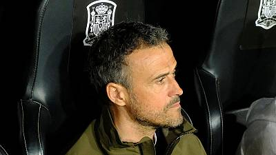 Spain national soccer team coach Luis Enrique to quit, be replaced by Robert Moreno - Marca newspaper