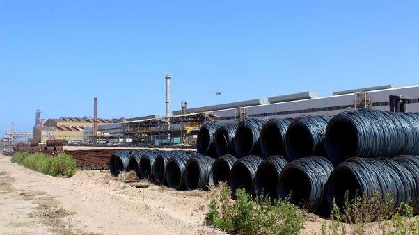 حصري-ليسكو الليبية للحديد والصلب تخطط لطرح مناقصة بمليار دولار في يوليو