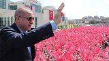 Tired of treading softly, Turkey's Erdogan back on election warpath