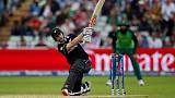 Cool Williamson guides New Zealand to tense win