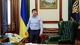 Party of Ukraine's president leads opinion poll ahead of July vote