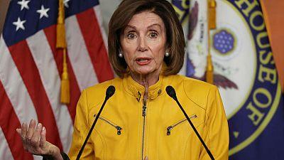 U.S. House Speaker Pelosi backs bill aimed at protecting Hong Kong rights