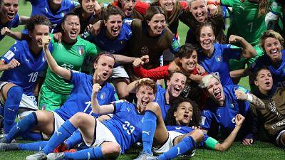 Bertolini, finalmente Italia ama donne