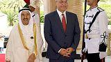 وكالة: الكويت والعراق يدعوان للتحلي بالحكمة لتجنب التوتر في منطقة الخليج