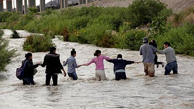 U.S. Senate panel OKs aid for migrant surge at southern border