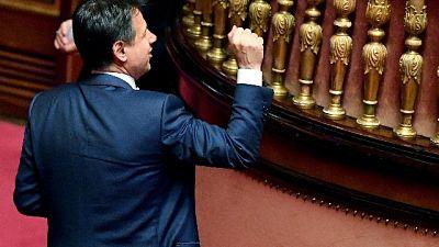 Ok Senato a risoluzione Lega-M5s sull'Ue