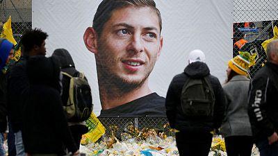 UK police arrest man over plane crash death of footballer Sala