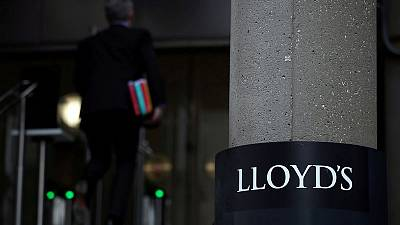 Lloyd's to meet with insurers AIG, Chubb to boost U.S. business - CEO