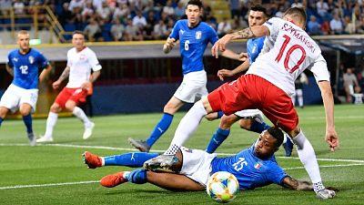 Euro Under 21: Italia-Polonia 0-1