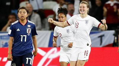 Mondiali donne: Inghilterra-Giappone 2-0