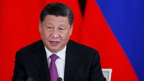 وسائل إعلام: الرئيس الصيني سافر إلى كوريا الشمالية في زيارة دولة