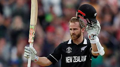 Praise for 'gem' Williamson after skipper guides New Zealand to tense win