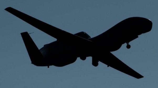 """L'Iran a annoncé le 20 juin 2019 avoir abattu un """"drone espion américain"""""""
