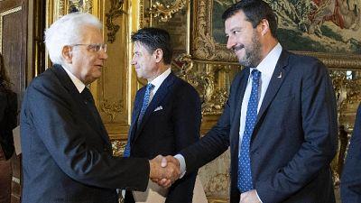 Mattarella, accoglienza principio Carta