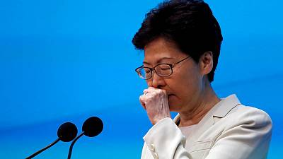 Governing Hong Kong: the poisoned chalice of politics