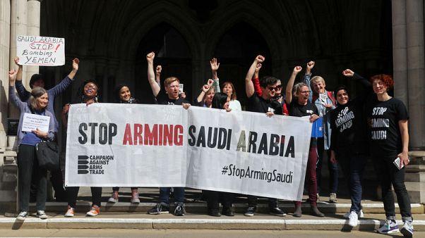 الحكومة البريطانية ستسعى للطعن على حكم بشأن تصدير الأسلحة للسعودية