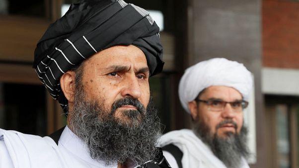 وفد من طالبان يعقد محادثات في الصين في إطار جهود لدفع عملية السلام