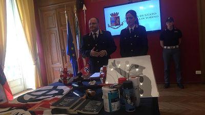 Fascismo, denunciato coordinatore FN