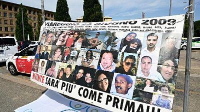 Strage appello, condannato Moretti
