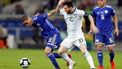 Delusione Argentina, bufera su Scaloni