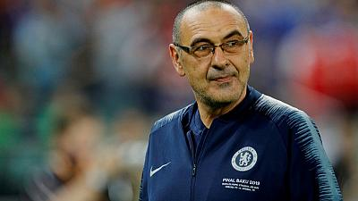 Sarri says Juventus appointment his 'crowning achievement'