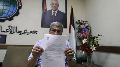 In rebuff to Trump, Palestinian businesses call for freedom, not cash