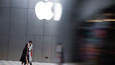 Apple says U.S. tariffs on China to hurt global competitiveness