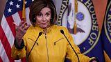 رئيسة مجلس النواب: أمريكا لا ترغب في الحرب مع إيران