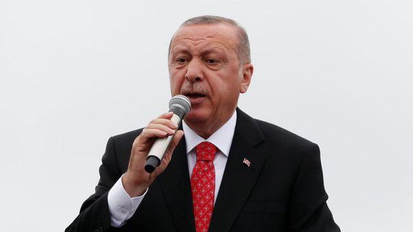 اردوغان يتعهد بأن تعود تركيا إلى أسعار الفائدة المنخفضة
