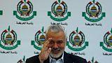 هنية يفصل شروط التهدئة مع إسرائيل