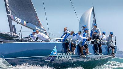 Vela: 52 Super Series, comanda Azzurra