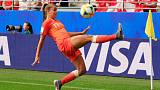 Netherlands top Group E with 2-1 win against Canada