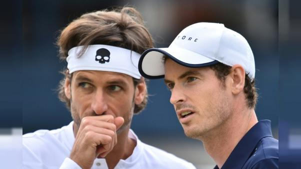 Tennis: retour gagnant de Murray en double au Queen's