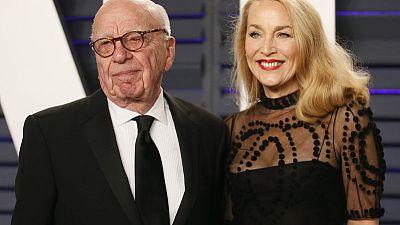 Rupert Murdoch recovering after suffering from pneumonia - CNN