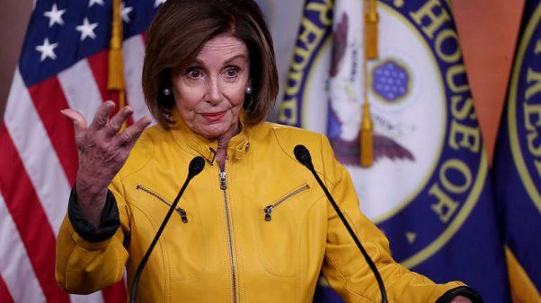 رئيسة مجلس النواب الأمريكي تدعو لخفض التصعيد مع إيران