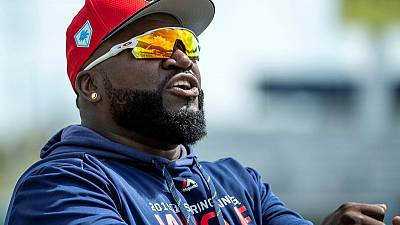 Man held in David Ortiz shooting charged with drug, weapons offences